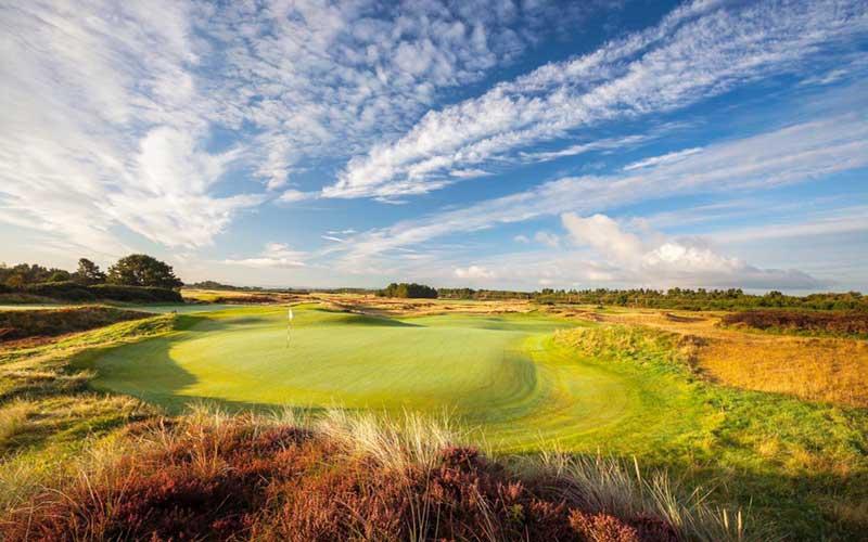 Kilmarnock Golf Club Barassie Links