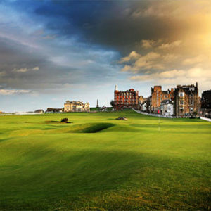 300 by 300 Old course