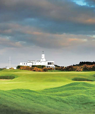 Royal Birkdale &<br>Northwest England<br 5 Nights / 5 Rounds<br>From $1,475 USD pp