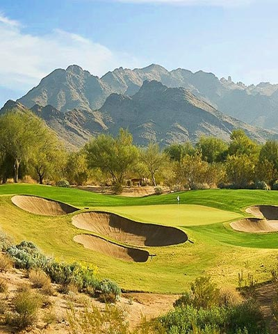 Scottsdale, Arizona<br> 3 Nights / 4 Rounds<br>From $770 USD pp