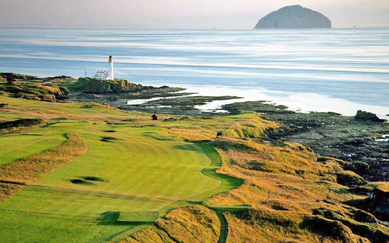 Turnberry, Scotland<br 5 Nights / 5 Rounds<br>From $1,350 USD pp