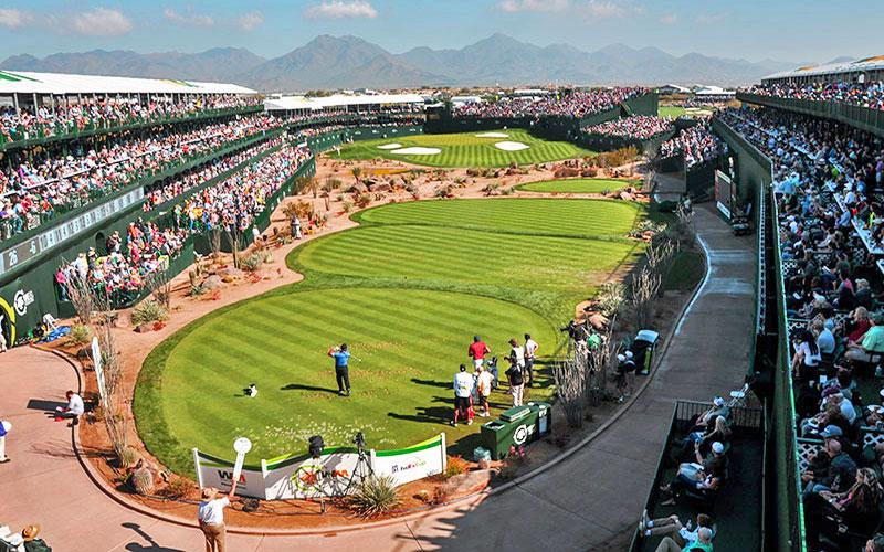 TPC Scottsdale Stadium Course