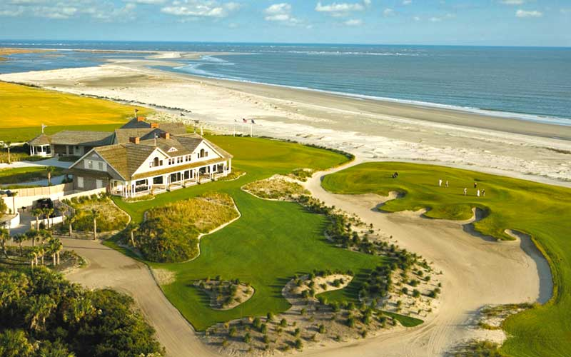 Kiawah Island<br> 3 Nights / 4 Rounds<br>From $850 USD pp