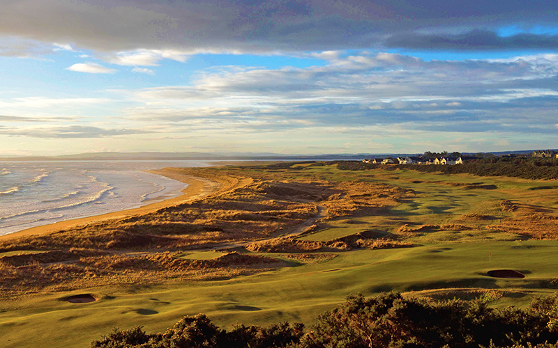 Royal Dornoch &<br>The Scottish Highlands<br 5 Nights / 5 Rounds<br>From $1,490 USD pp