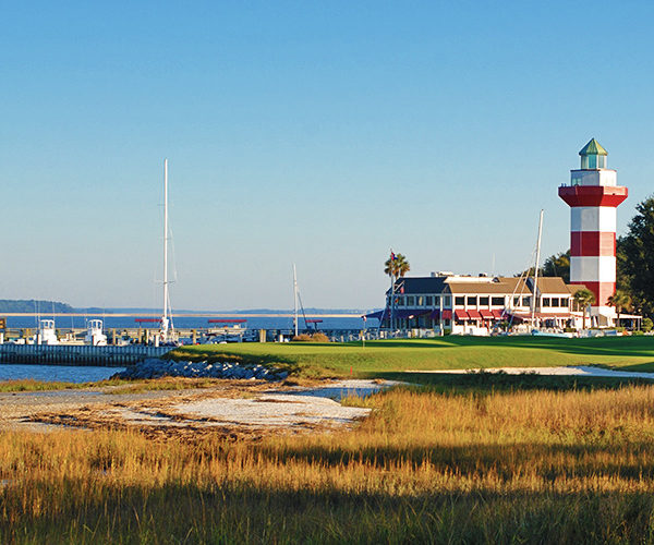 Harbour Town GL &<br>Hilton Head Island<br 3 Nights / 3 Rounds<br>From $710 USD pp
