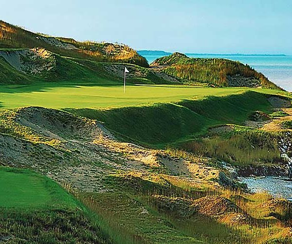 Whistling Straits<br 3 Nights / 4 Rounds<br>From $1,350 USD pp