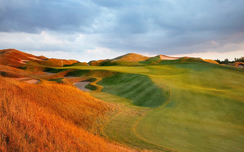 Whistling Straits, The Irish Course