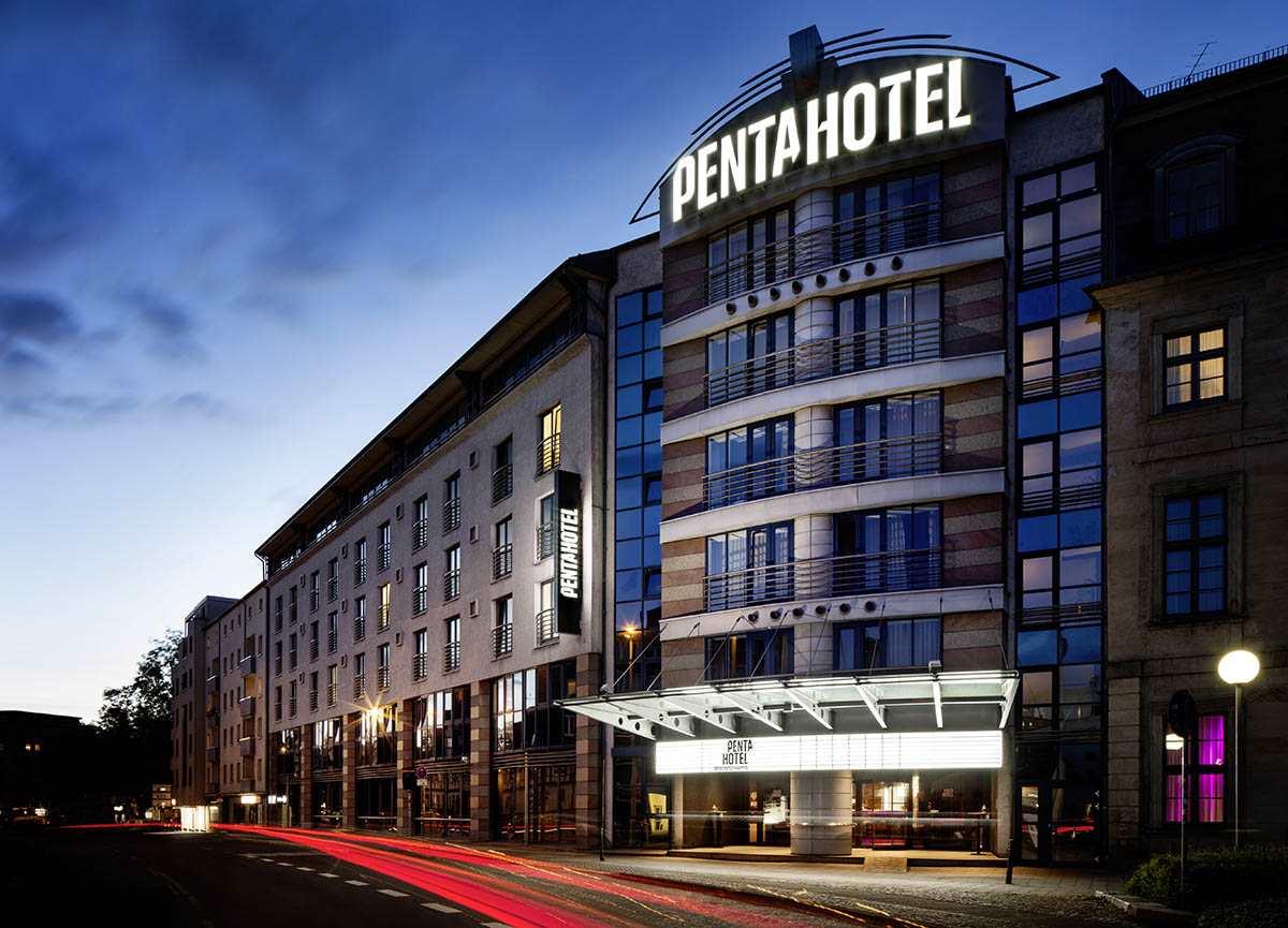 The PentaHotel Inverness