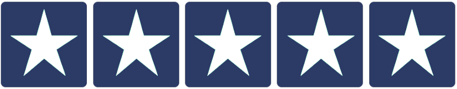Five star Review icon II