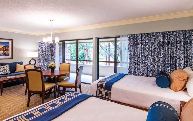 INNISBROOK RESORT EXECUTIVE SUITES