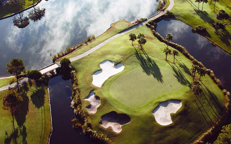 TPC SAWGRASS DYE'S VALLEY COURSE