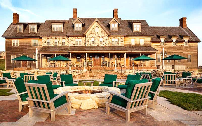 THE LODGE AT ERIN HILLS