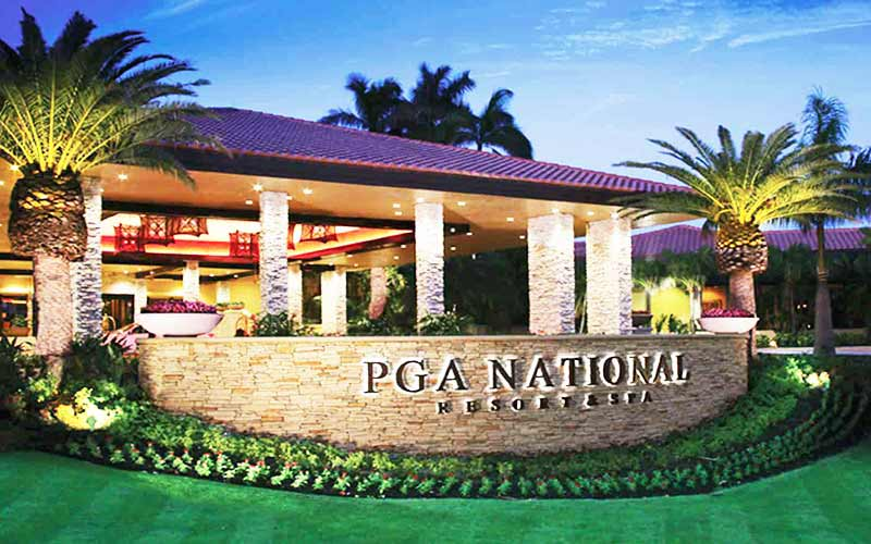 PGA NATIONAL GUEST ROOMS