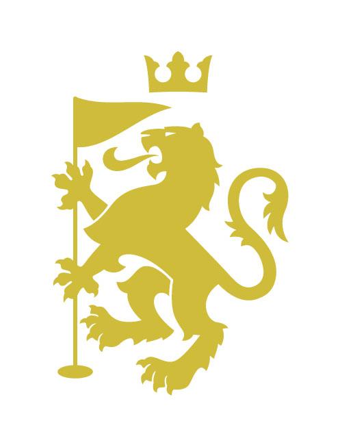 EGT lion logo clipart