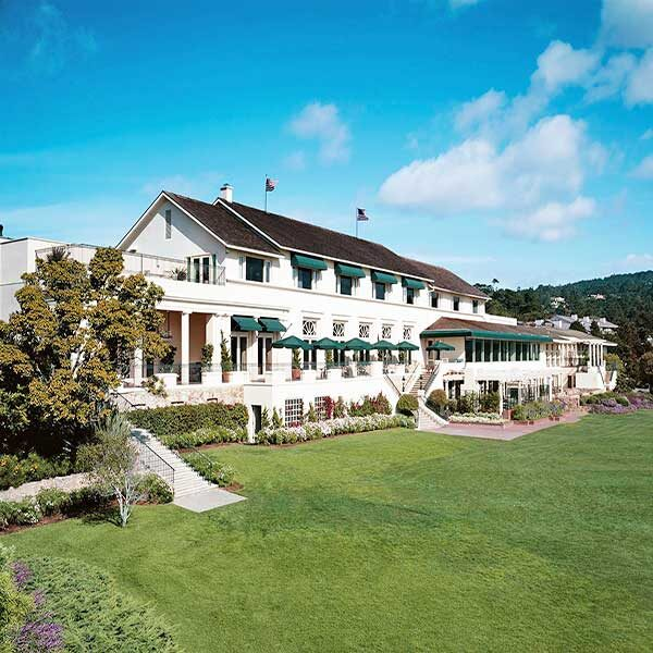 The Lodge at<br>Pebble Beach